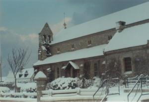 L'église 1991