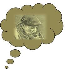 fumeur pensée