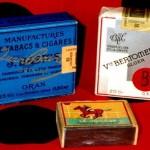 tabac allumettes