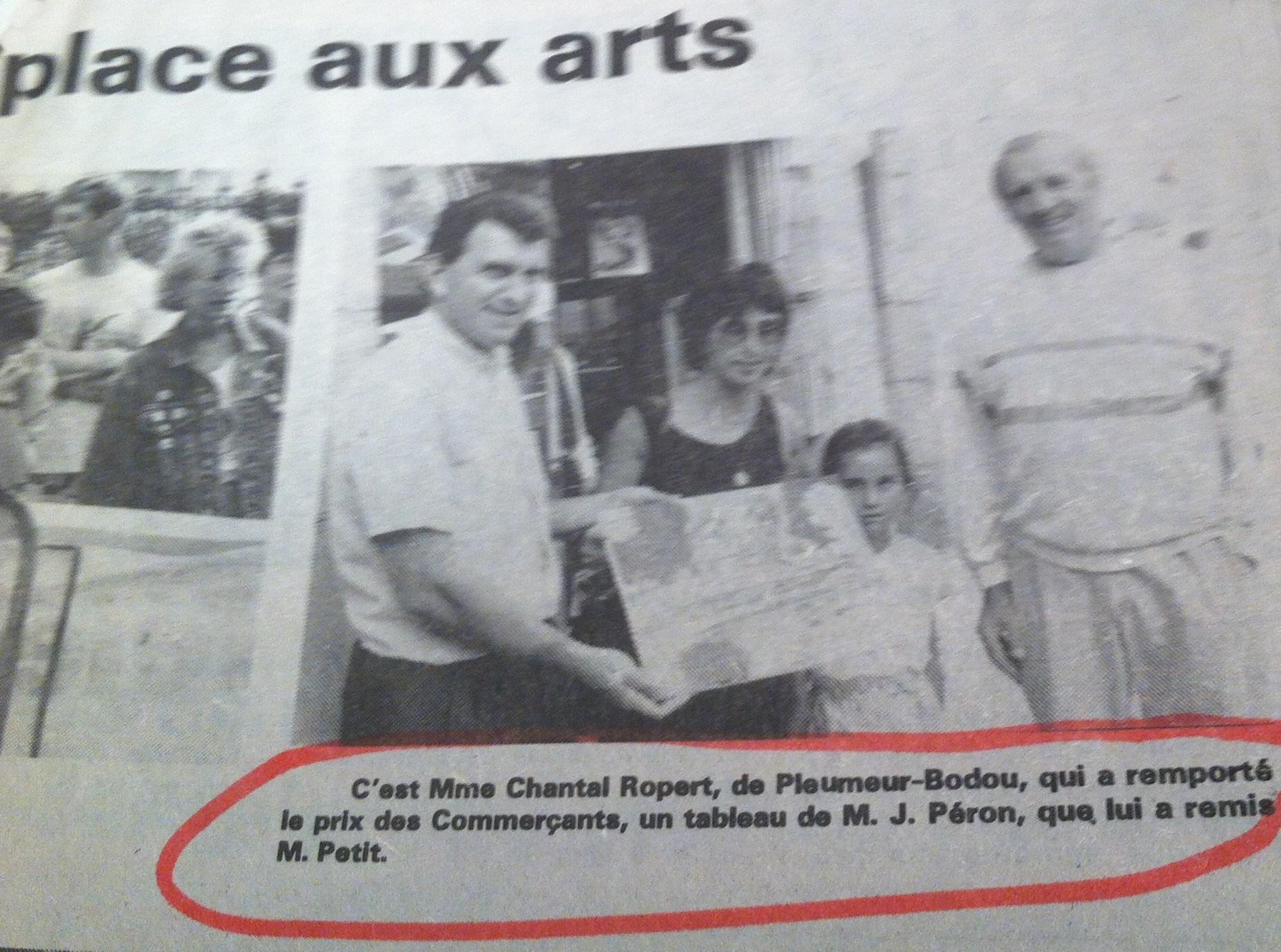 Télégramme 31.07.1989